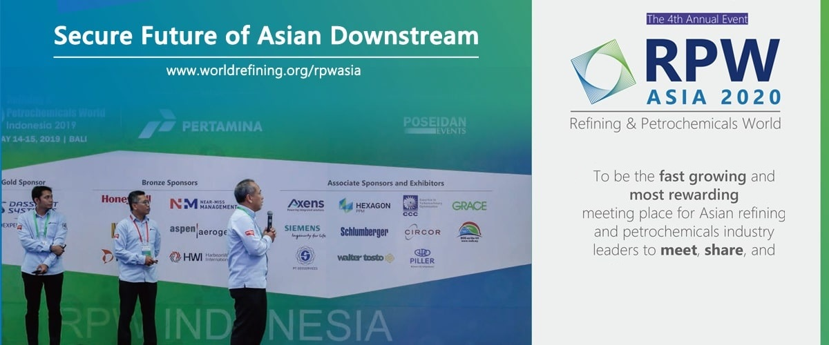 RPW (Refining & Petrochemicals World) Asia 2020