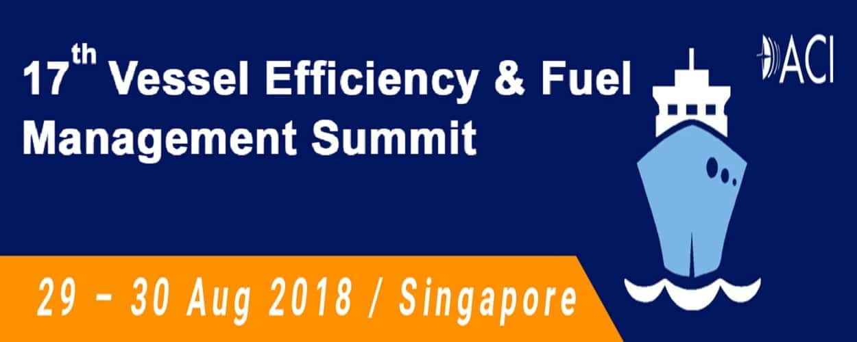 17th Vessel Efficiency & Fuel Management Summit