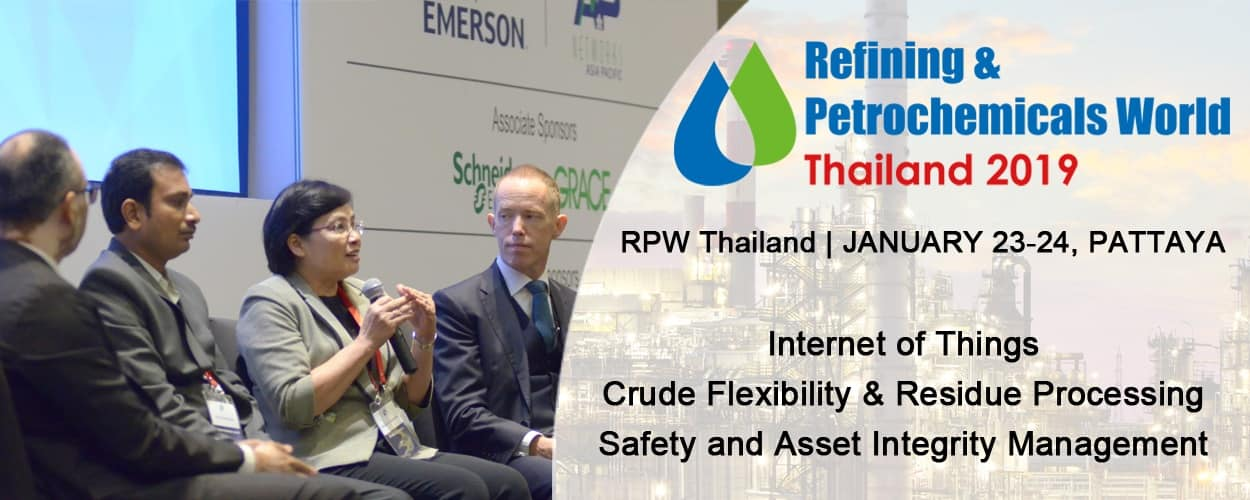 Refining & Petrochemicals World (RPW), Thailand 2019