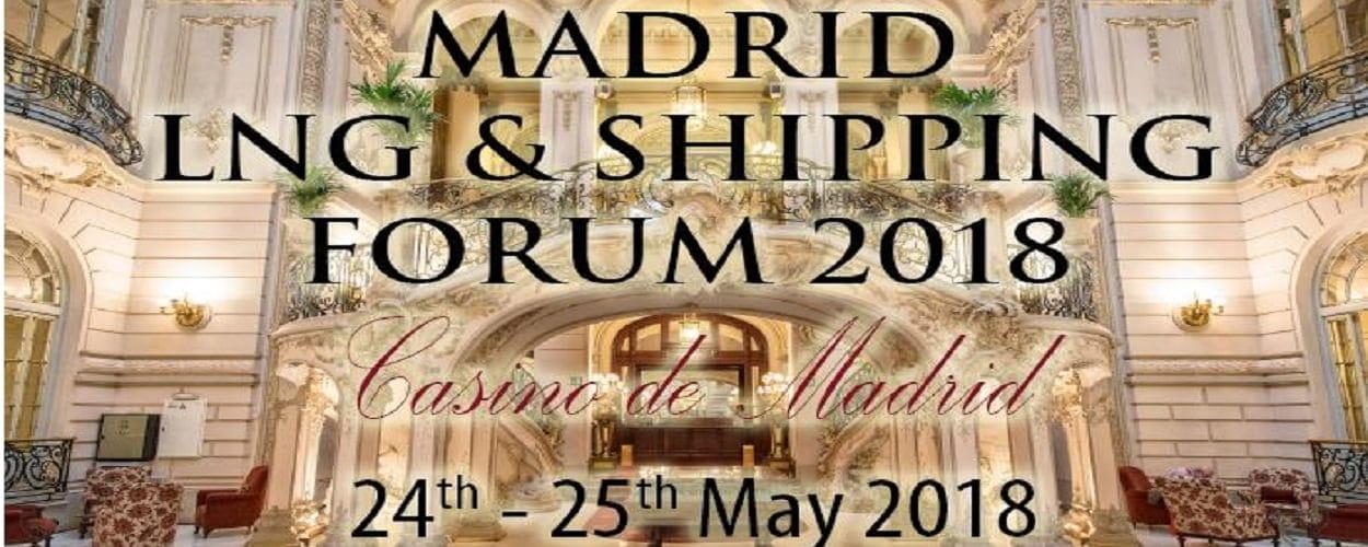 Madrid LNG & SHIPPING Forum