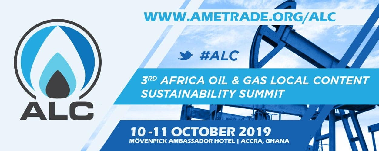 Africa Oil & Gas Local Content Sustainability Summit 2019